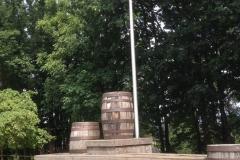 Fort Langley National Historic Site Entrance